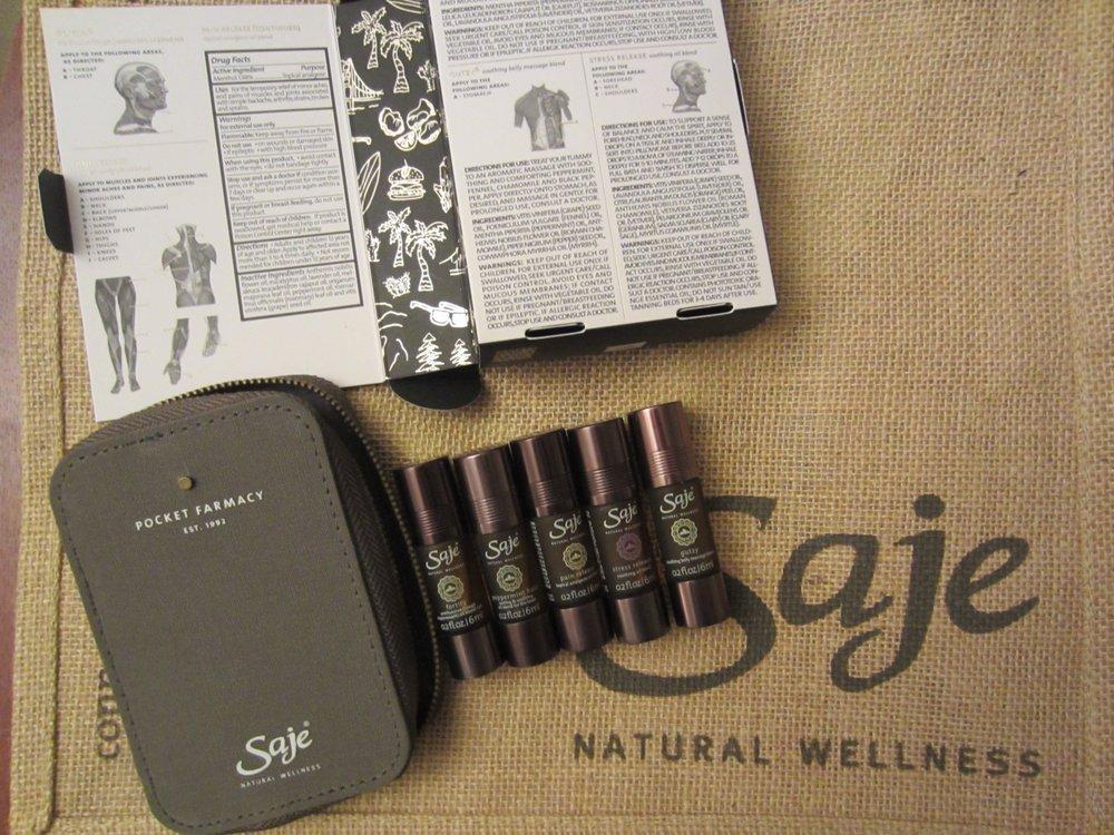 Saje Natural Wellness: 1233 Broadway Plz, Walnut Creek, CA