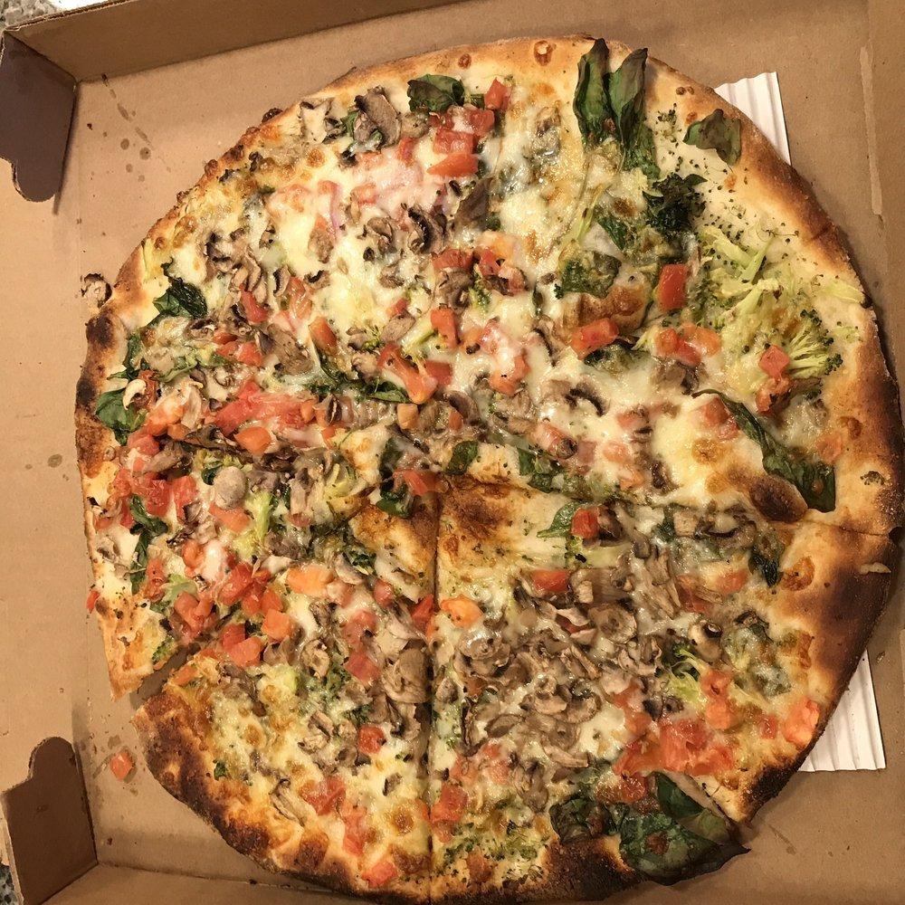 Pizza Works - Burnt Hills: 722 Saratoga Rd, Burnt Hills, NY