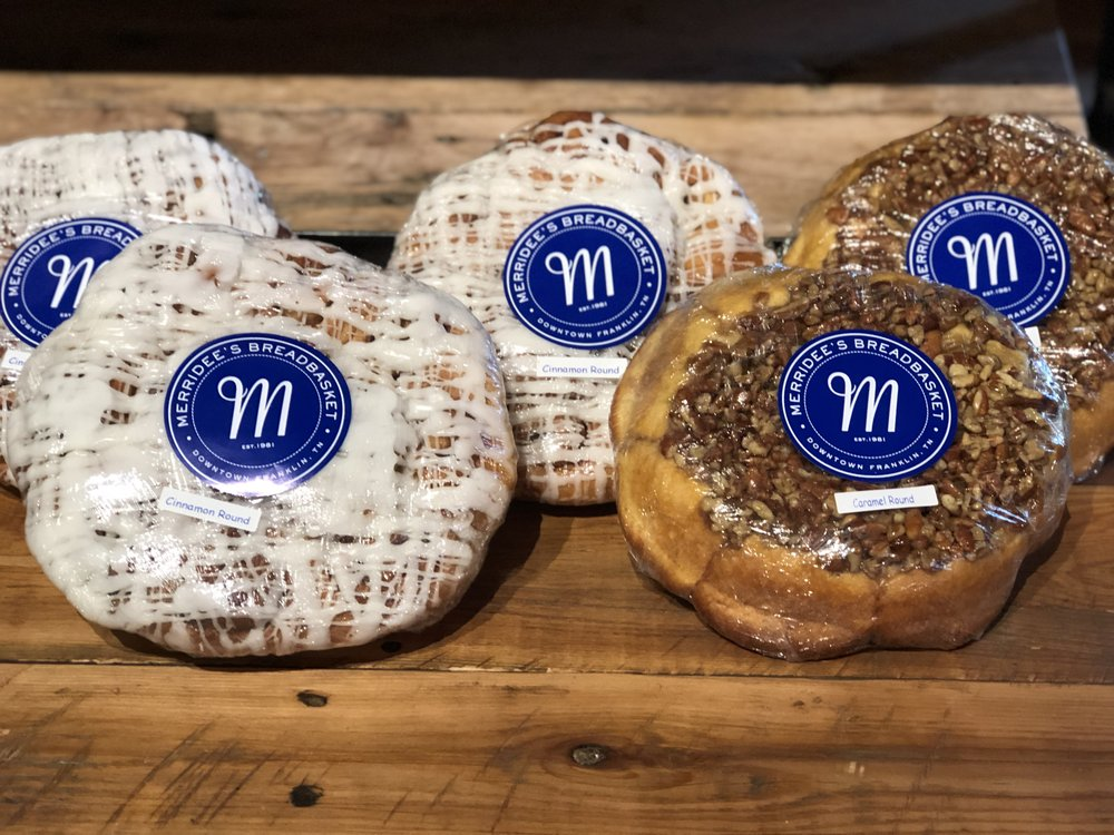 Merridee's Breadbasket: 110 4th Ave S, Franklin, TN