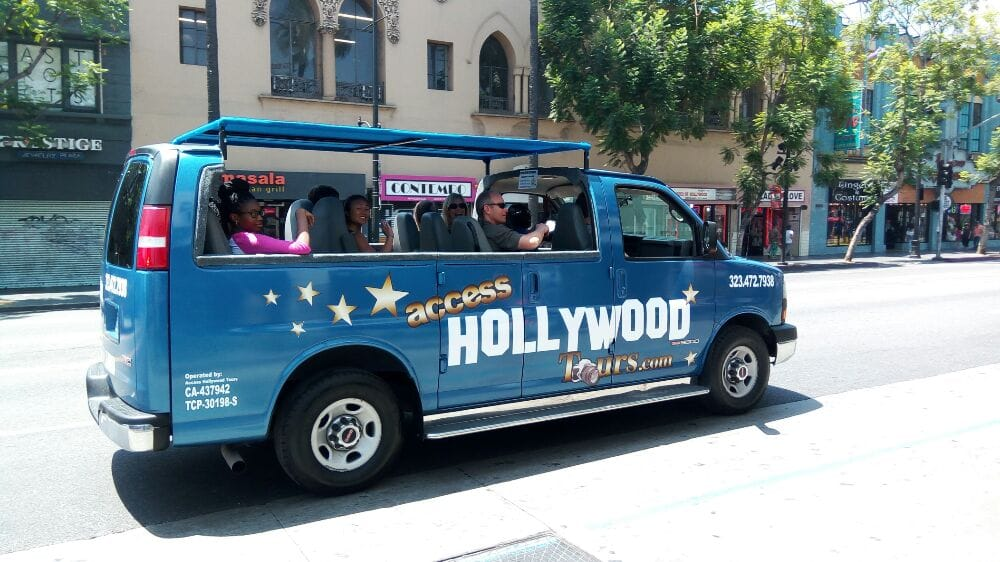 Photo Of Access Hollywood Tours Los Angeles Ca United States Our Open