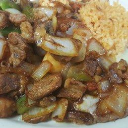 La Fuente Mexican Restaurant Albany Ga Menu