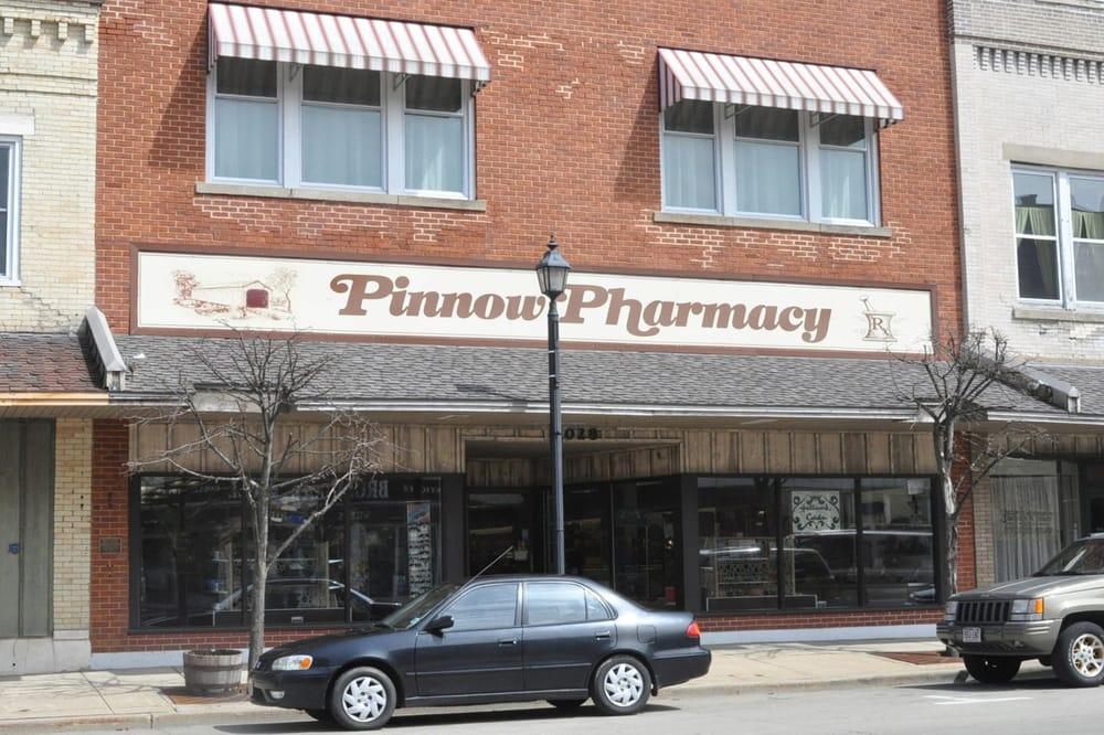 Pinnow Hometown Pharmacy: 1028 1st Ctr Ave, Brodhead, WI