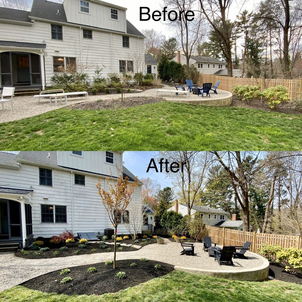 A&J Landscape Design: 109 High Point Dr, Springfield Township, NJ