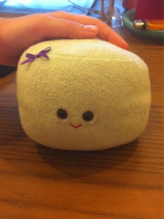 Cute Marshmallow Head Stuffed Animal Yelp