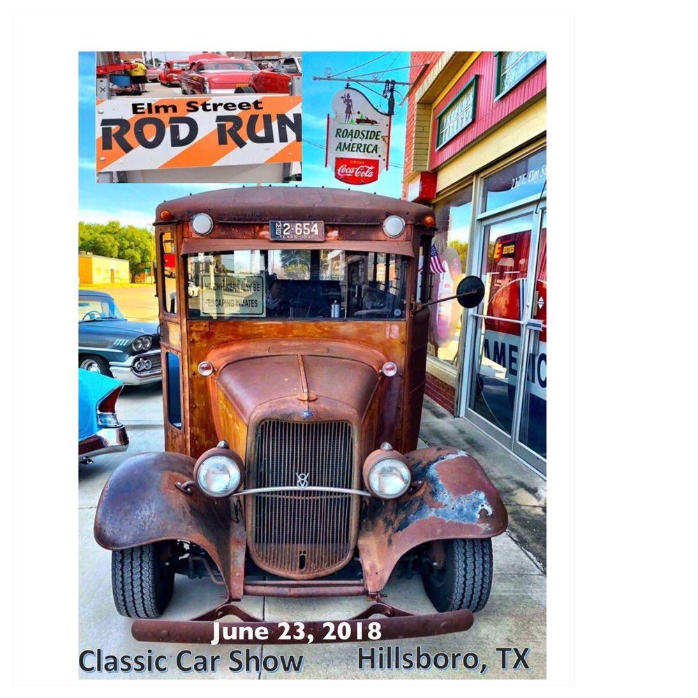 Roadside America Museum: 212 E Elm St, Hillsboro, TX