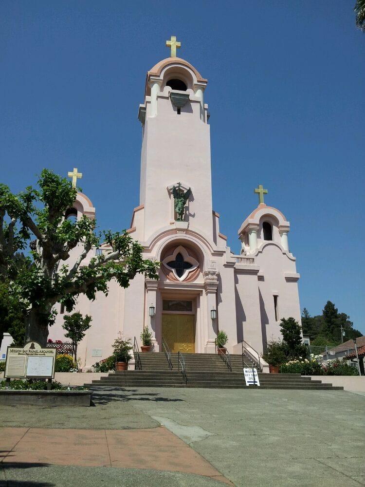 Photos For Saint Raphael Church Amp Mission San Rafael