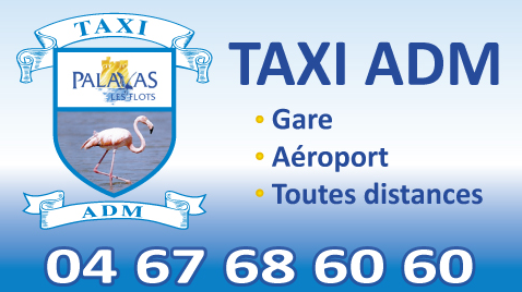 Photo Of Taxi Palavas Les Flots Adm