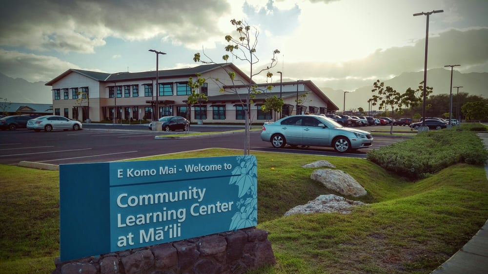 Community Learning Center At Mā'ili