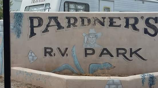 Pardner's Rv Park: 950 W 4th St, Benson, AZ