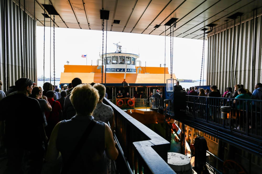 Photo of The Staten Island Ferry - Staten Island, NY, United States