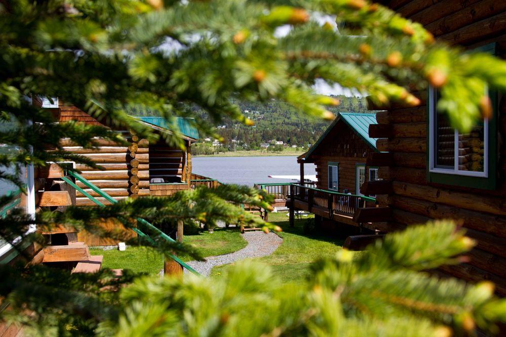 Homer Floatplane Lodge: 1244 Lake Shore Dr, Homer, AK