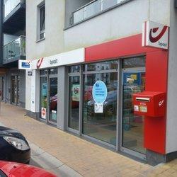 Bureau de poste gare du luxembourg for Bureau la poste