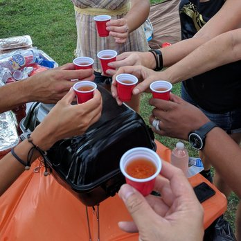"""Photo of BBQ AllSTARzZ UYE 2 """"Leo's Rock OuT"""" - Queens, NY, United States. Another epic BBQ in the books. Cheers!"""