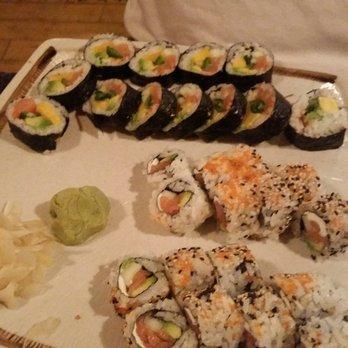 Photo Of Wasabi Sushi Bar   Saint Louis, MO, United States. Rasta Roll