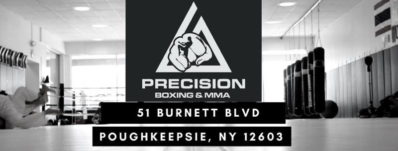 Precision Boxing & Mixed Martial Arts: 51 Burnett Blvd, Poughkeepsie, NY