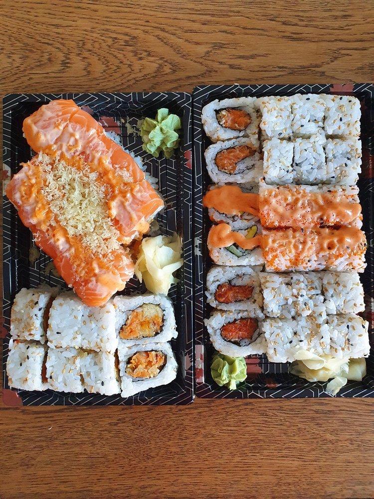 Osaka Sushi Oshawa