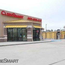 Photo Of Cubesmart Self Storage Spring Tx United States
