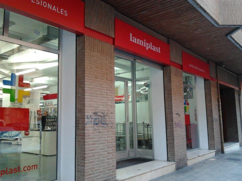 Lamiplast materiales de construcci n carrer de - Materiales construccion valencia ...