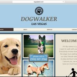 dog walker las vegas