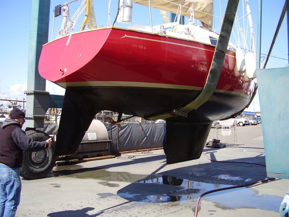 Blue Horizon Marine Llc Boat Repair 1416 Nw 46th St