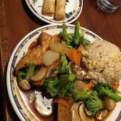 Photo Of Sampan Chinese Restaurant Winston M Nc United States Lunch Portion