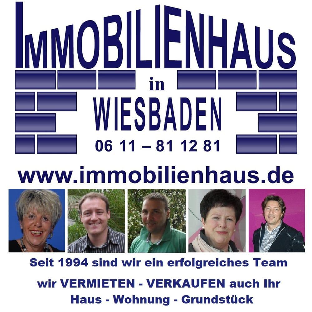 Immobilienhaus in Wiesbaden - Agenzie immobiliari - Grundmühlweg 12, Wiesbaden, Hessen, Germania ...