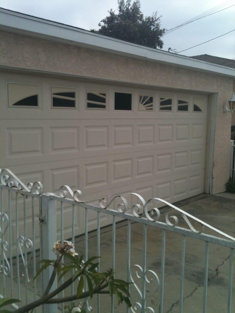 After yelp for Garage door repair torrance