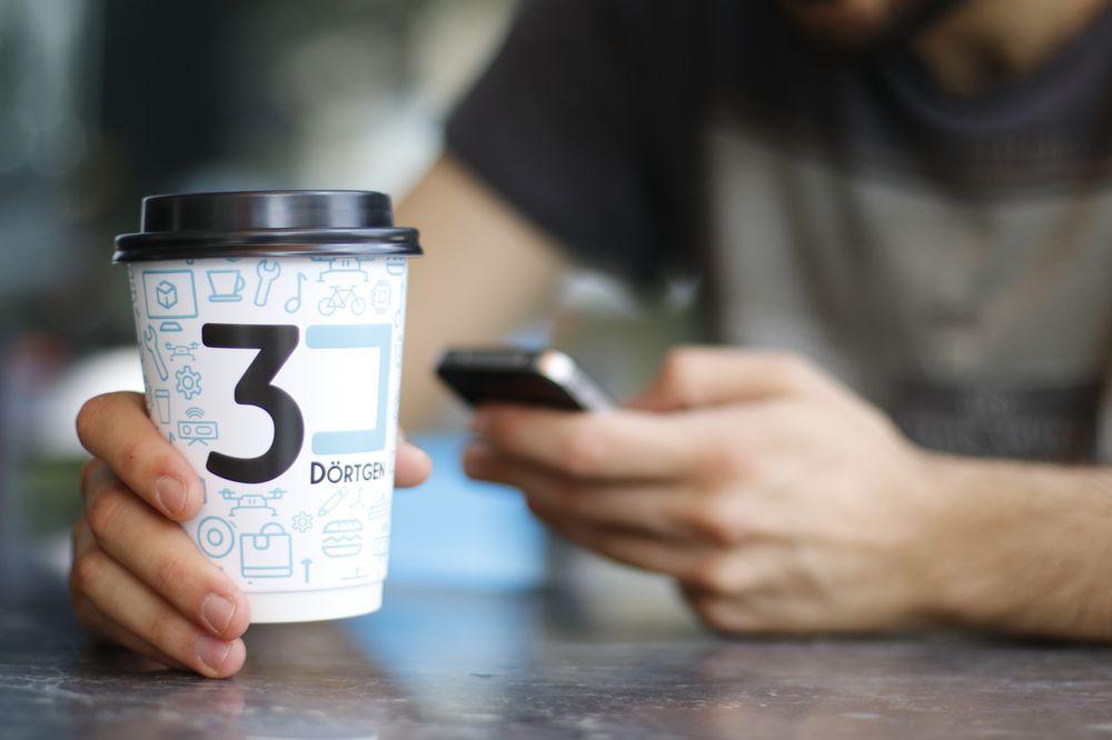 3Dörtgen Cafe