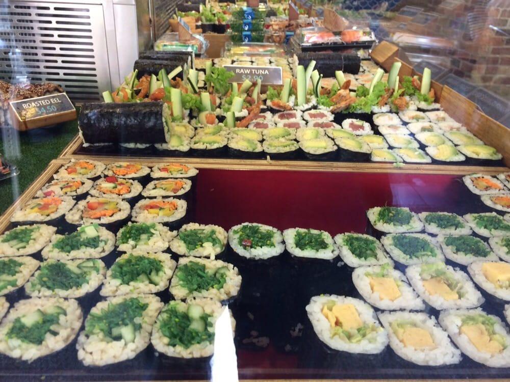 Sea salt fish sushi bar 13 photos 11 reviews sushi for Sea salt fish grill