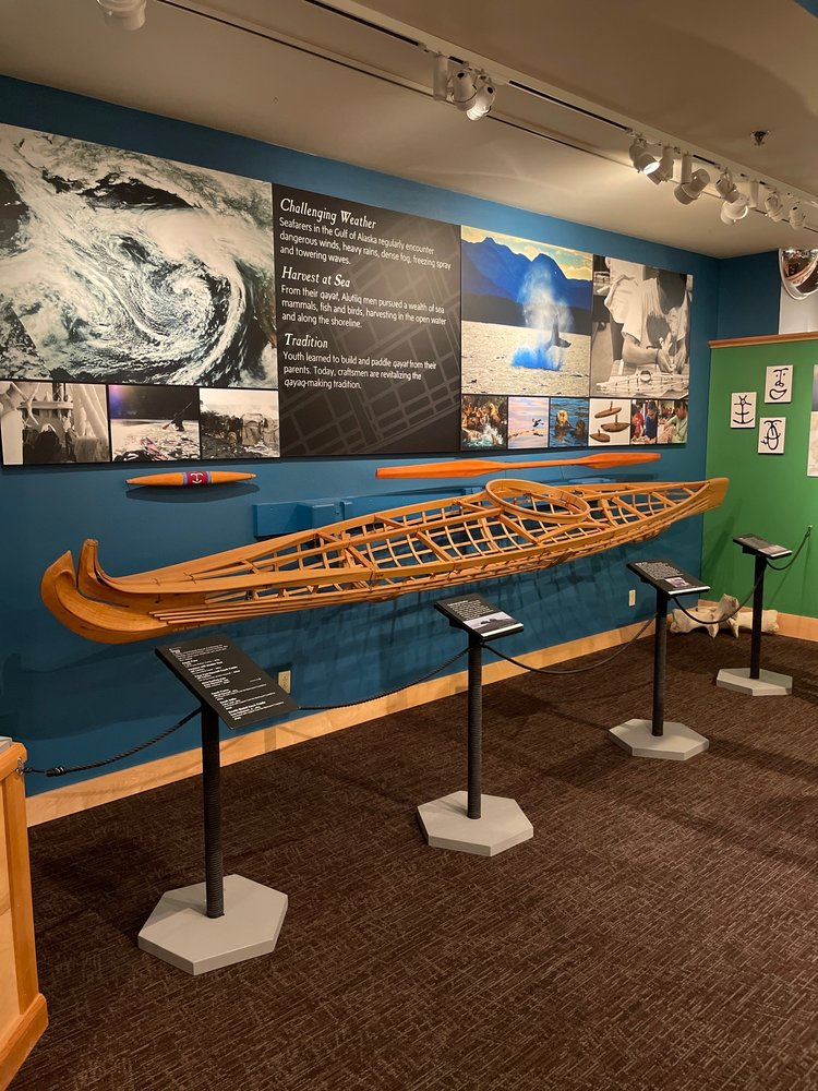Alutiiq Museum: 215 Mission Rd, Kodiak, AK