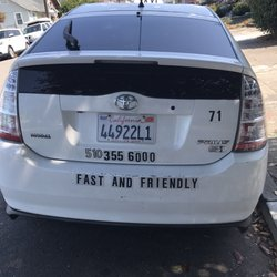 Photo Of Fast Friendly Cab Oakland Ca United States
