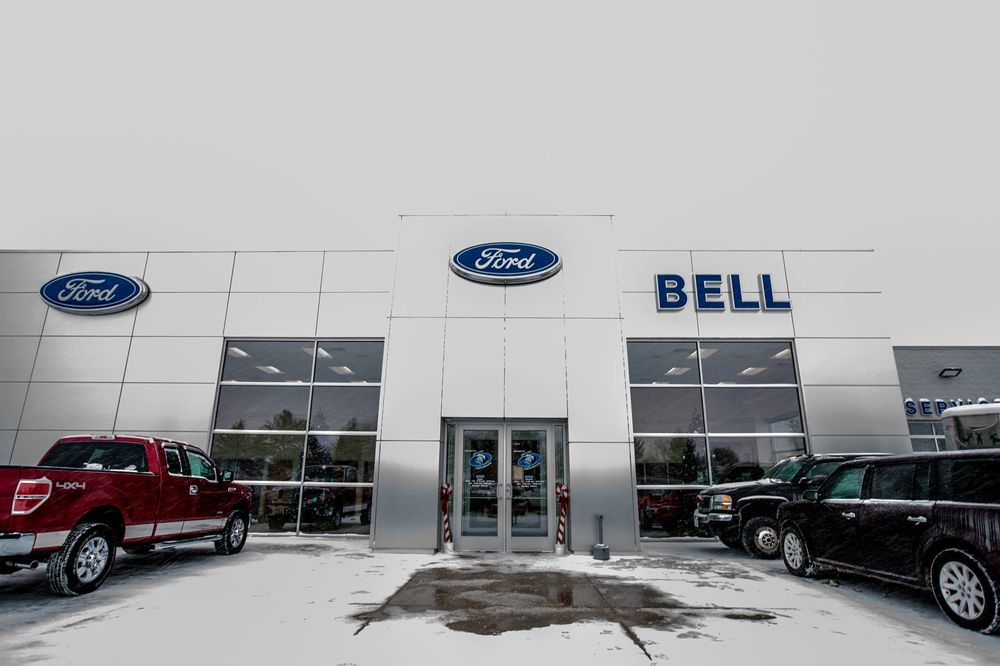 Bell Ford: 804 Main St, Arlington, WI