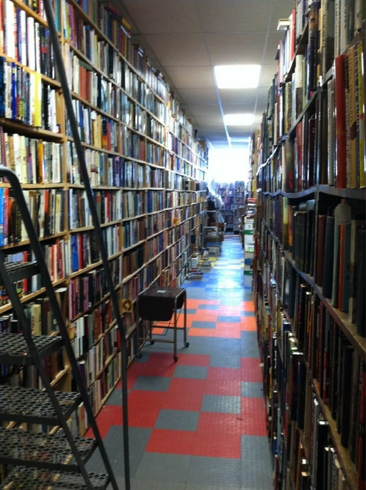 BDS Books: 1200 1st Ave N, Fargo, ND