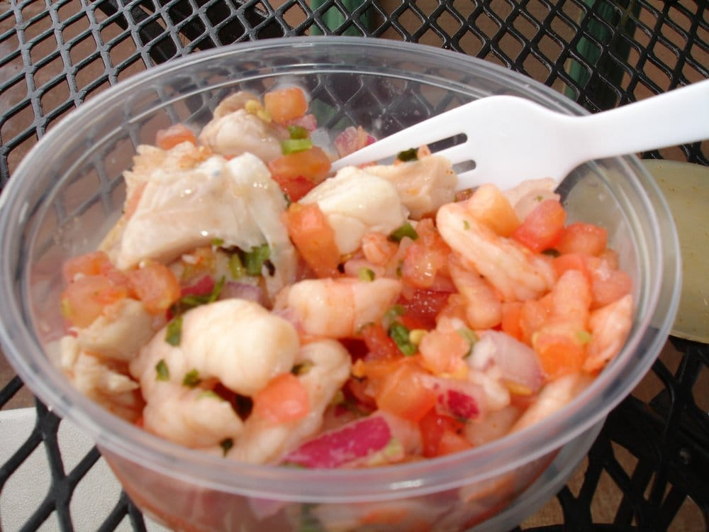 Fish shrimp ceviche yelp for Fish and shrimp near me