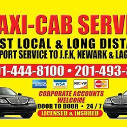 Ridgewood Taxi Cab Service - 2019 All You Need to Know