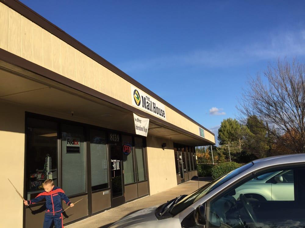 The Mail House: 8139 Sunset Ave, Fair Oaks, CA