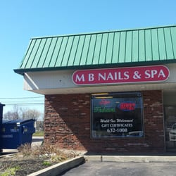 MB Nails & Spa
