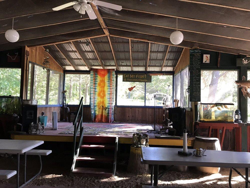 Bullfrog Fish Farm-Eat My Fish: N1321 566th St, Menomonie, WI
