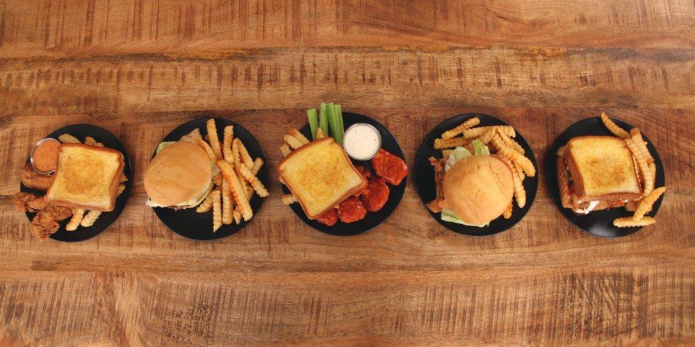 Food from Zaxby's Chicken Fingers & Buffalo Wings