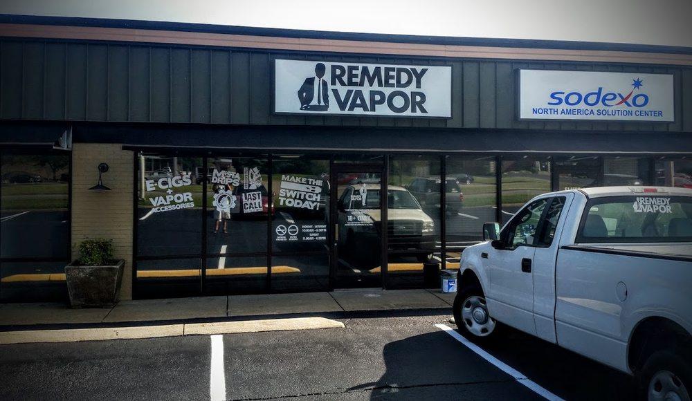 Remedy Vapor: 1440 Campbell Ln, Bowling Green, KY