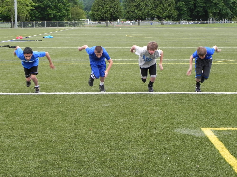 Speed Training at PSP's Youth Speed and Agility Camp - Yelp