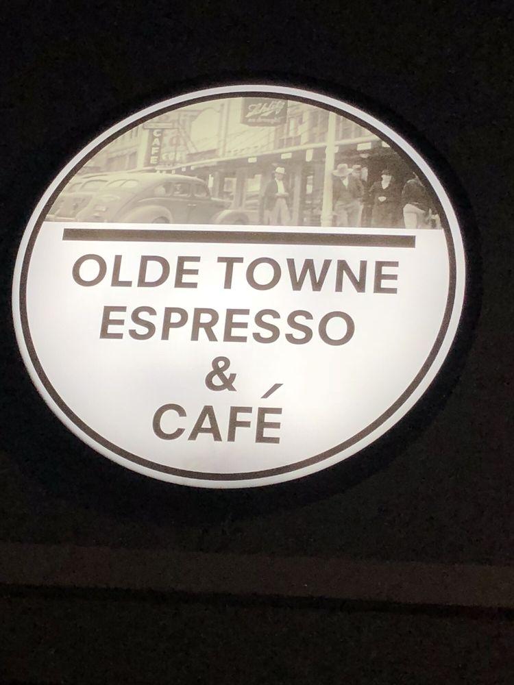 Olde Towne Espresso & Cafe: 337 S Commercial St, Aransas Pass, TX