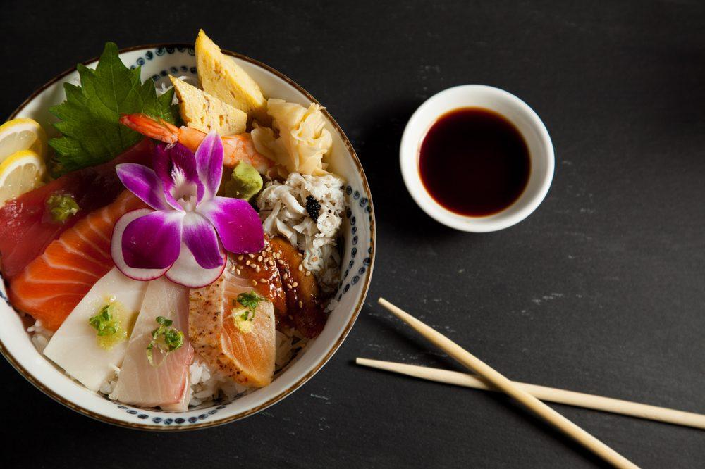 Zento Japanese Restaurant: 693 N Washington St, Alexandria, VA