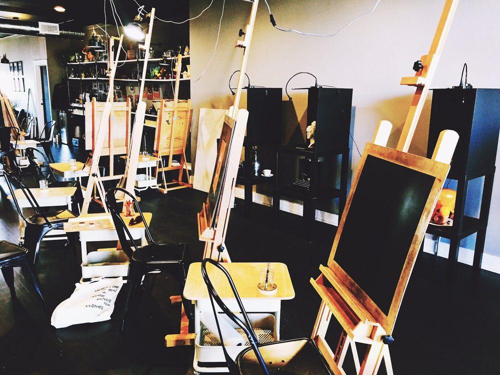 Art Academy of Long Island: 69 Merrick Ave N, Merrick, NY