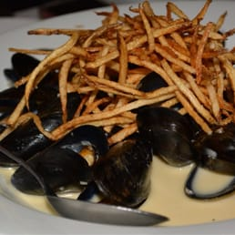 The Hudson House - Nyack, NY, United States. Oh and the mussels were also yummy!!
