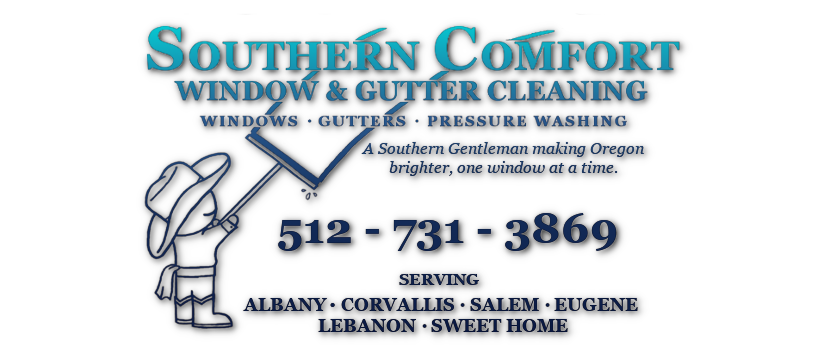 Southern Comfort Window & Gutter Cleaning: Albany, OR