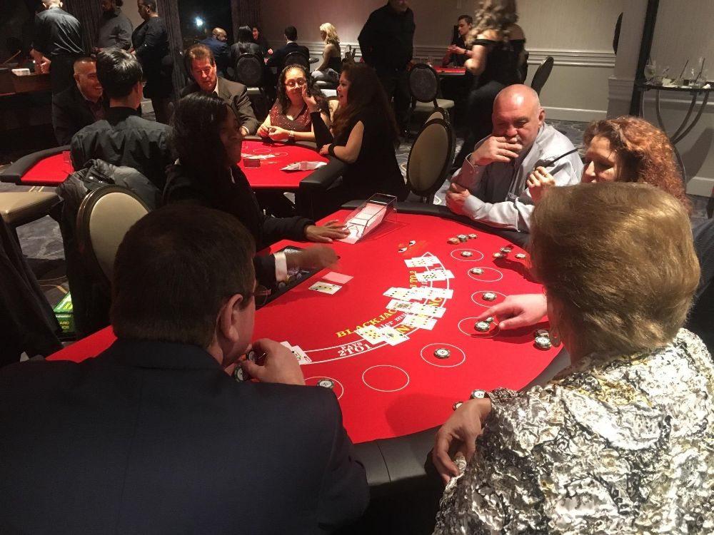 Prohibition Casino Parties