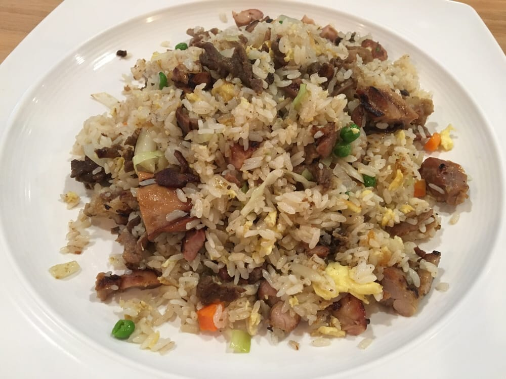 Beef Shrimp And Chicken Fried Rice Yelp