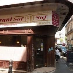 Restaurant Saf Saf Marseille