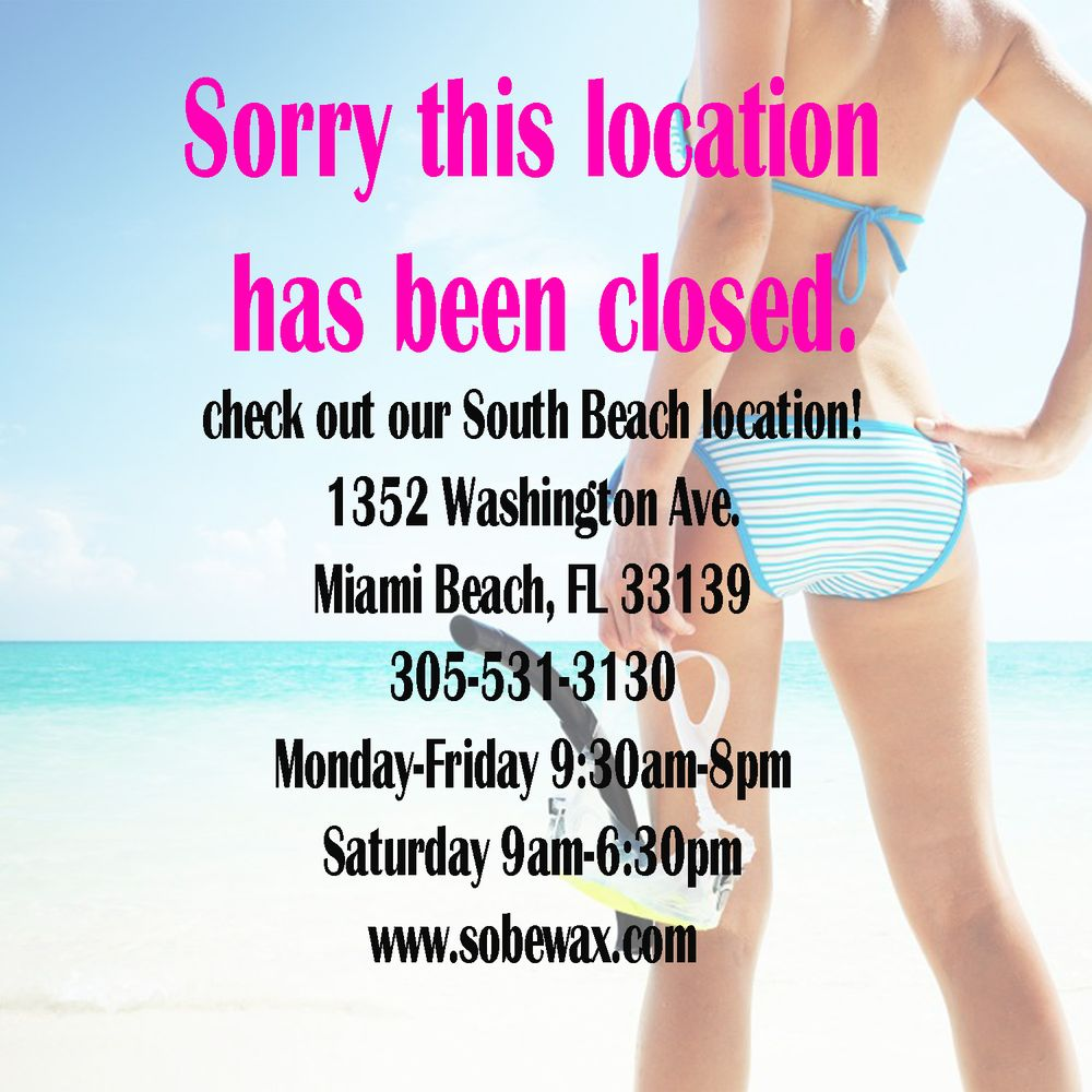 South Beach Body Waxing Company - CLOSED - 53 Reviews - Nail Salons - 5607  SW 74th St, Miami, FL - Yelp